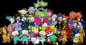 290px-Rugrats_cast